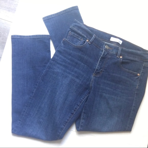 The Loft Jeans, Modern Straight Style, Size 6